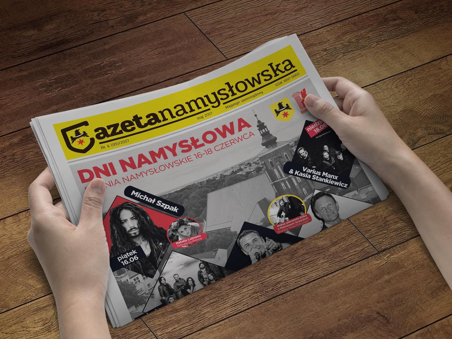 Majowy numer Gazety Namysłowskiej.jpeg