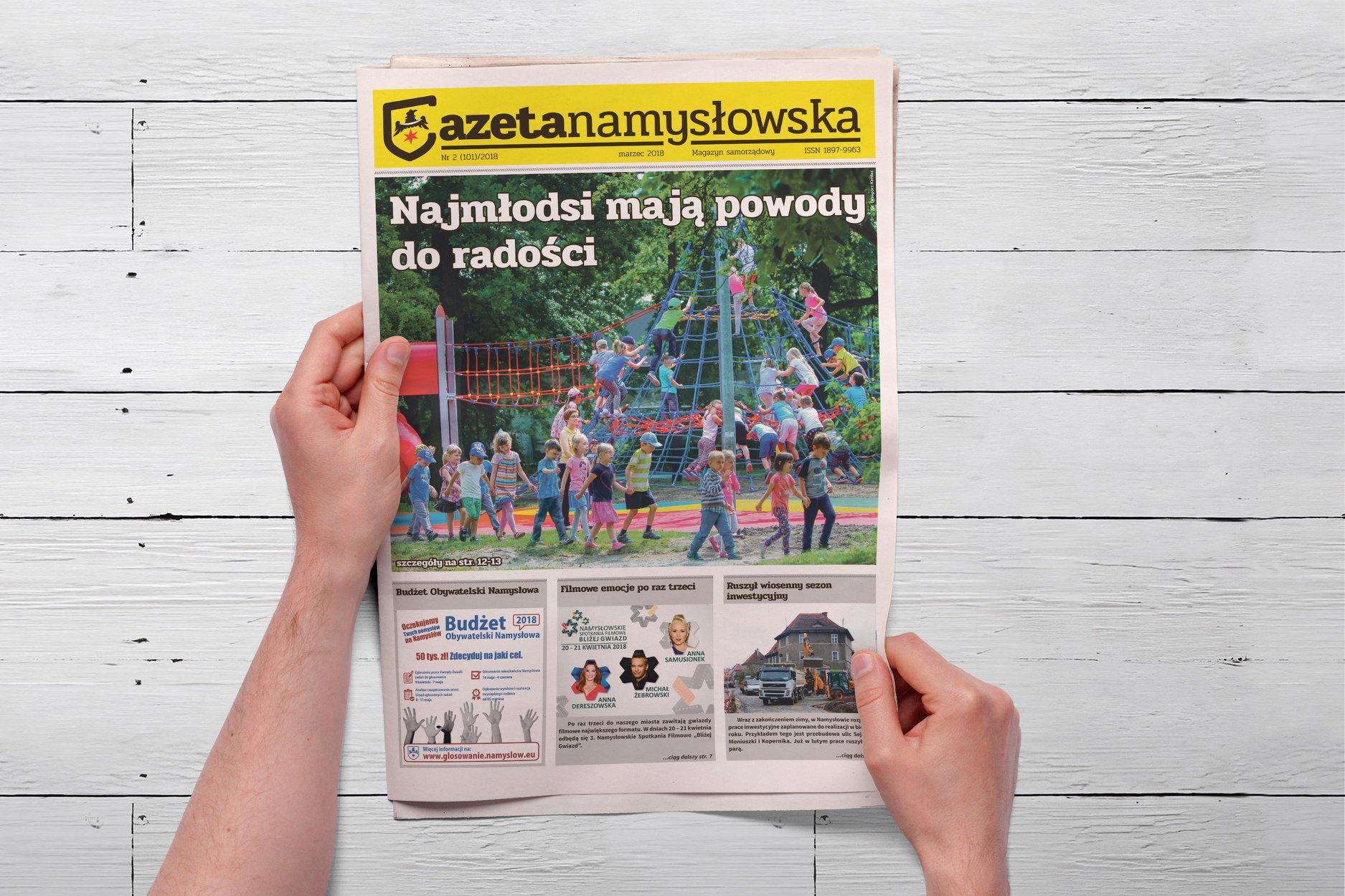 Gazeta Namysłowska Nr 2 (101) 2018 - mockup.jpeg