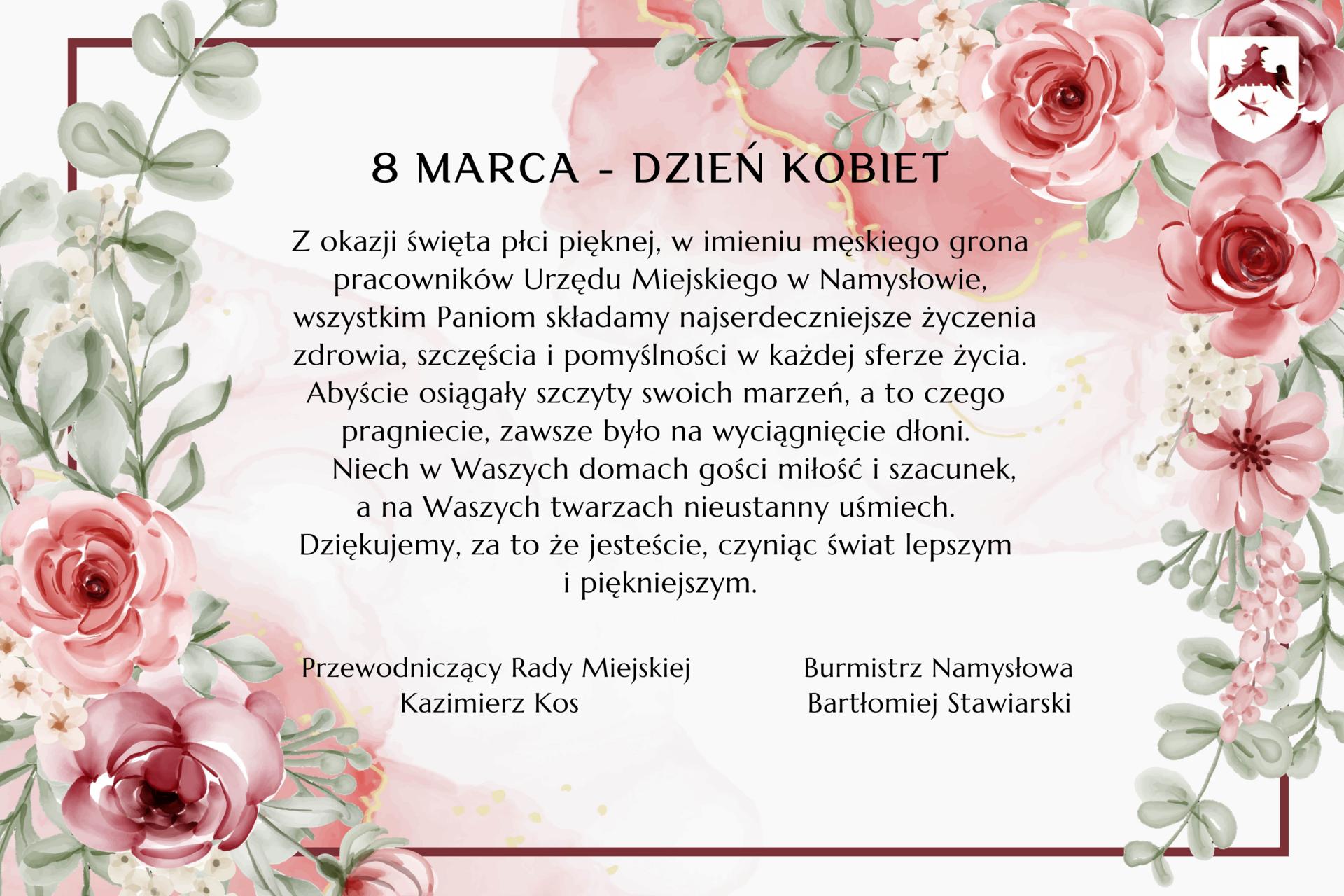 Życzenia 8 marca Dzień Kobiet.png
