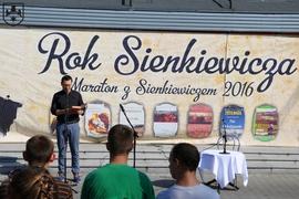Galeria Maraton z Sienkiewiczem