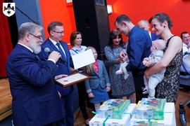 Galeria Przywitanie nowo narodzonych Namysłowian