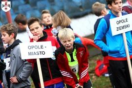 Galeria Mistrzostwa województwa opolskiego w sztafetowych biegach przełajowych