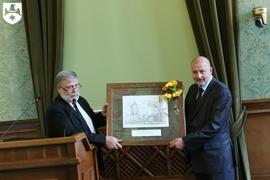 Galeria 550 lecie podpisania traktatu o wiecznej przyjaźni pomiędzy Namysłowem a Wrocławiem