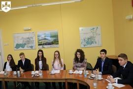 Galeria Zaprzysiężenie nowych Radnych Młodzieżowej Rady Miejskiej