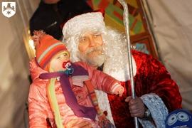 Galeria Spotkanie ze św. Mikołajem na rynku