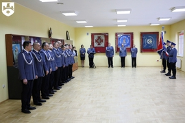 Galeria Nowy Komendant Policji w Namysłowie