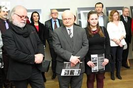 Galeria Wernisaż grafik Kazimierza Drapiewskiego