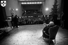 Galeria Lech Wałęsa Honorowym Obywatelem Namysłowa
