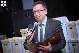 Galeria Przywitanie nowo narodzonych Namysłowian 29.01.2017