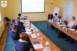 Galeria Spotkanie dotyczące reformy edukacji