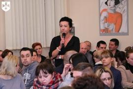 Galeria 01.03. 2017 Spotkanie w sprawie reformy edukacji