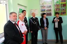 Galeria Otwarcie wystawy trofeów Michała Stadniczuka