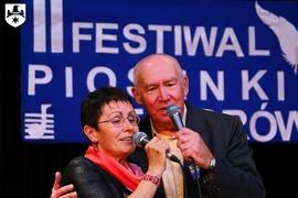 Galeria II Festiwal Piosenki Seniorów