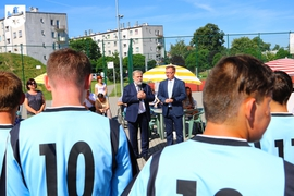 Galeria III Integracyjny Turniej Piłki Nożnej o Puchar Burmistrza Namysłowa