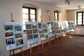 Galeria Na styku kultur - skarby namysłowskiej historii