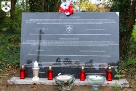 Galeria Odsłonięcie pamiątkowej tablicy na terenie dawnego cmentarza protestanckiego