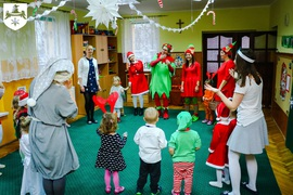 Galeria Mikołaj w przedszkolach