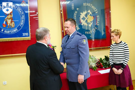 Galeria Zaprzysiężenie Komendanta Policji