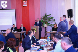 Galeria XXXVI sesja Rady Miejskiej