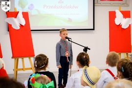 Galeria VII Powiatowy Konkurs Recytatorski dla Przedszkolaków