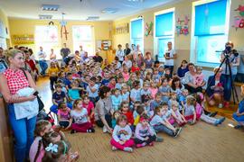 Galeria V Festiwal Piosenki Dziecięcej