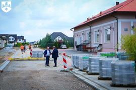 Galeria Budowa ulicy Wierzbowej