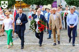 Galeria 74. rocznica wybuchu Powstania Warszawskiego