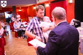 Galeria Powitanie nowych obywateli Gminy Namysłów (07.10)