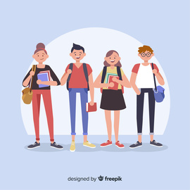 nowoczesna-kompozycja-zyciowa-studenta-o-plaskiej-konstrukcji_23-2147898949.jpeg