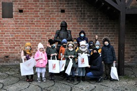 Galeria Zimowy wypoczynek dzieci