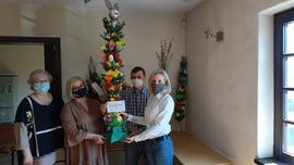 Galeria Wręczenie nagród w 1 edycji Gminnego Konkursu na Najpiękniejszą Palmę Wielkanocną
