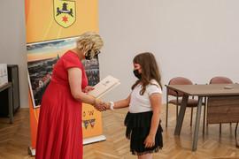 Galeria Stypendia Burmistrza 24.06.2021 r
