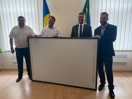 Samorządowcy z Namysłowa z wizytą na Ukrainie 1.jpeg